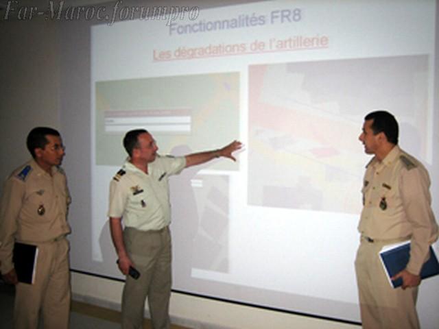 La Simulation dans les FAR / Moroccan Army Simulation Systems Clipbo49