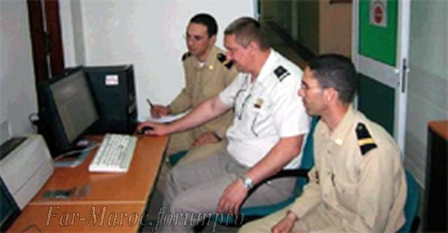 La Simulation dans les FAR / Moroccan Army Simulation Systems Clipbo50