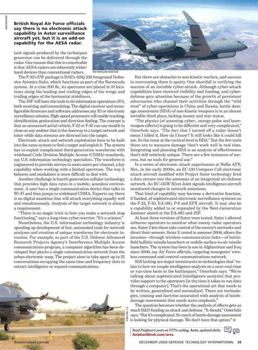 Electronic Warfare / Guerre electronique - Page 2 Cyber210