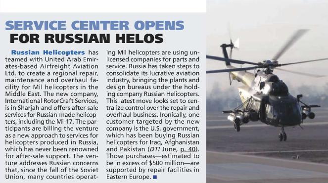 Hélicoptères de Transport Tactique/lourd Mil10