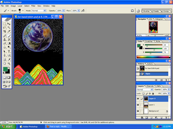 Assignment 19: Flash animation first frame Due Dec14 Forfor10