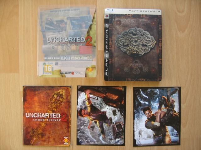 Ma collection hors Zelda et nouvelle acquisition. [MAJ] Unchar10