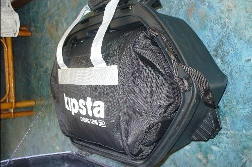 Sacs de valises FJR Décathlon Kypsta11