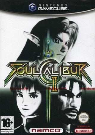 Votre avis sur SoulCalibur II Soulgc10