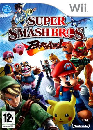 Votre avis sur : Super Smash Bros Brawl Soulgc11