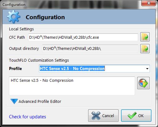 HDWALL - Fonds d'écran intégral + barres Windows transparentes Sans_t11