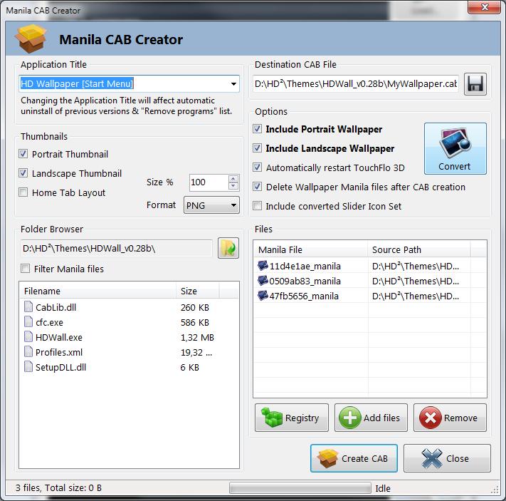 HDWALL - Fonds d'écran intégral + barres Windows transparentes Sans_t15