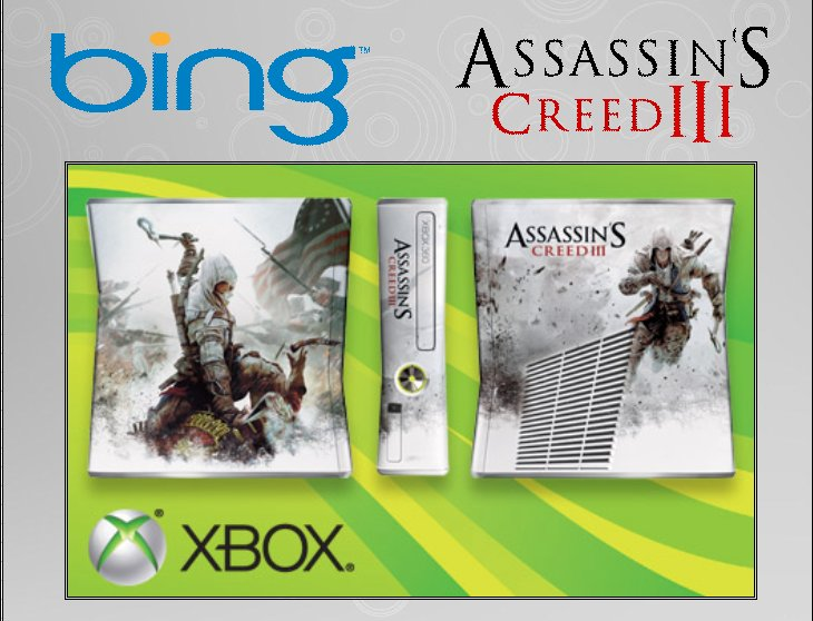 XBOX 360 : Edition ASSASSIN'S CREED 3 Assass11