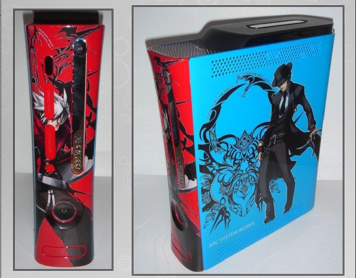 XBOX 360 : Edition BLAZBLUE Blazbl11