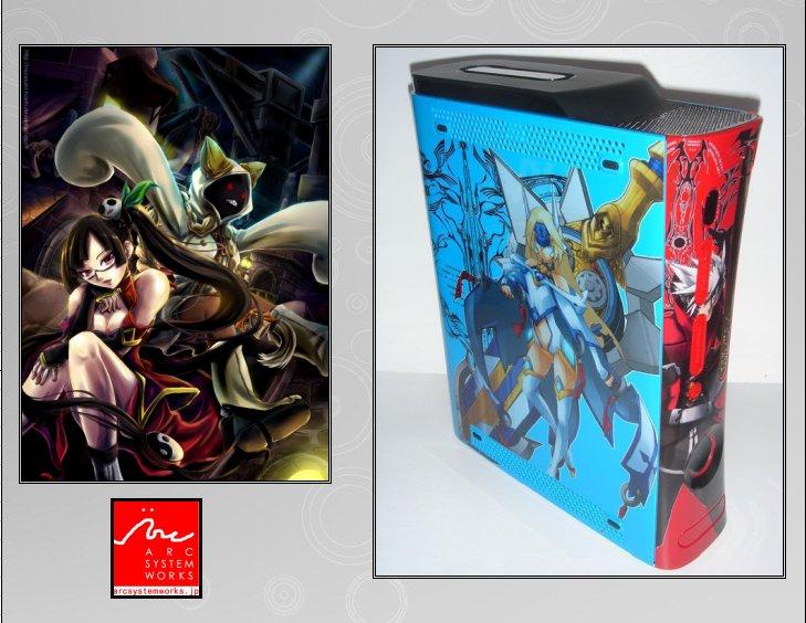 XBOX 360 : Edition BLAZBLUE Blazbl12