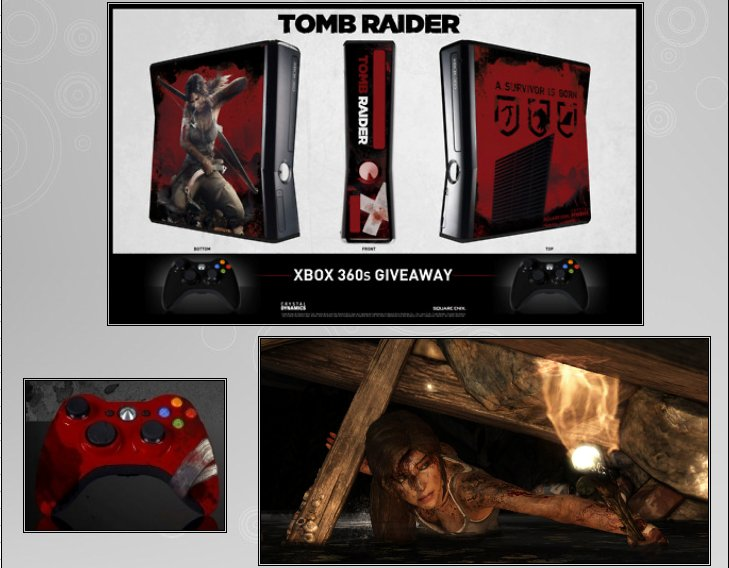 XBOX 360 : Edition TOMB RAIDER Croft_11