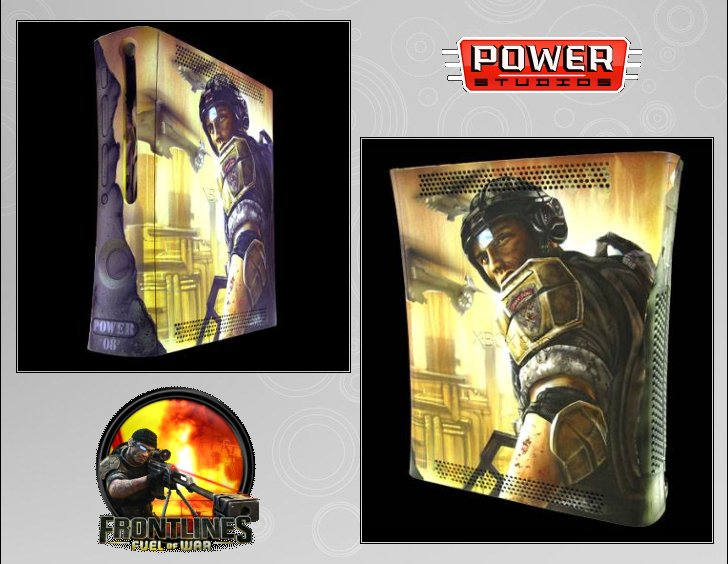 XBOX 360 : Edition  FRONTLINES Frontl11
