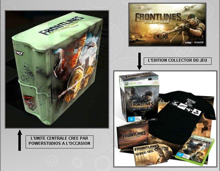 XBOX 360 : Edition  FRONTLINES Frontl13