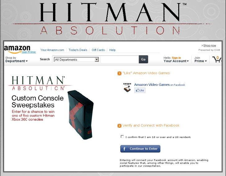 XBOX 360 : Edition HITMAN ABSOLUTION Hitman11