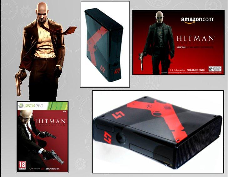 XBOX 360 : Edition HITMAN ABSOLUTION Hitman12