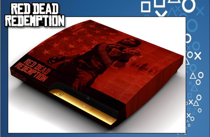 PLAYSTATION 3 : Edition RED DEAD REDEMPTION  Red_de11