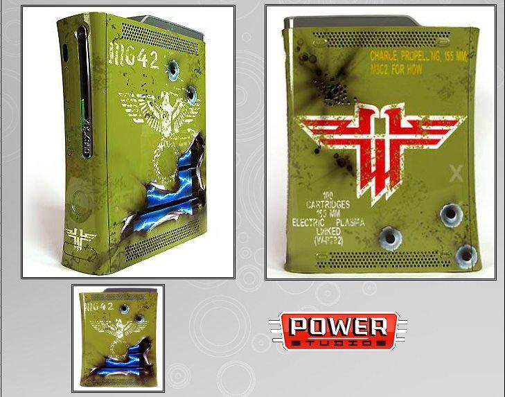 XBOX 360 : Edition WOLFENSTEIN Wolfen11