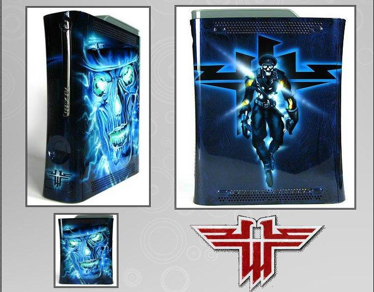 XBOX 360 : Edition WOLFENSTEIN Wolfen12
