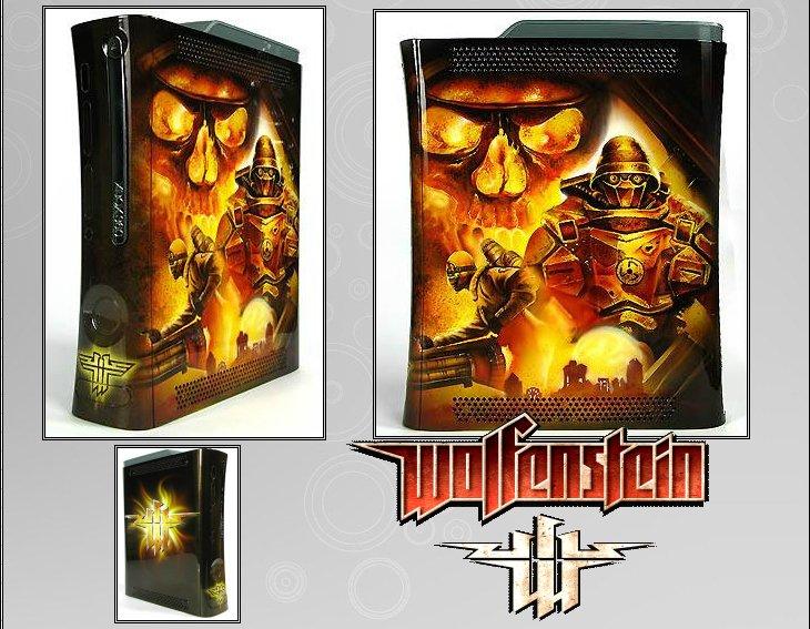 XBOX 360 : Edition WOLFENSTEIN Wolfen13