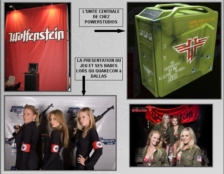 XBOX 360 : Edition WOLFENSTEIN Wolfen14