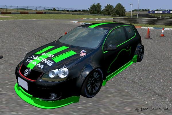 Skin Golf Auto Racing Team Photo411