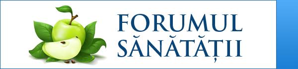 Forum de discutii pe teme de sanatate