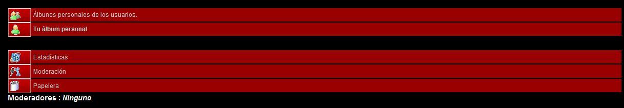 Modificar la Apariencia de la Galería del foro - INVISION Rojo210