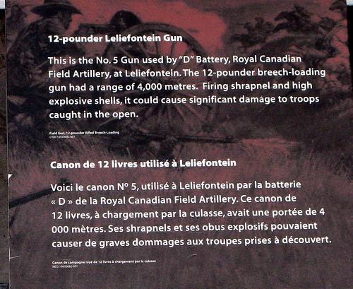 12-Pounder Gun - Boer War 24667610