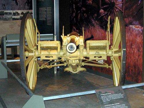 12-Pounder Gun - Boer War 24675910
