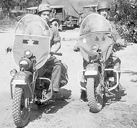 Motorcycles of WWII 43wlc610