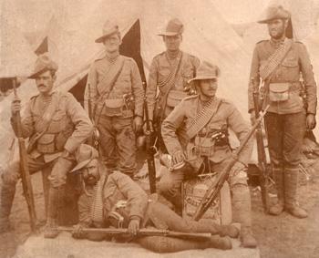 Boer War Photographs Canadi11
