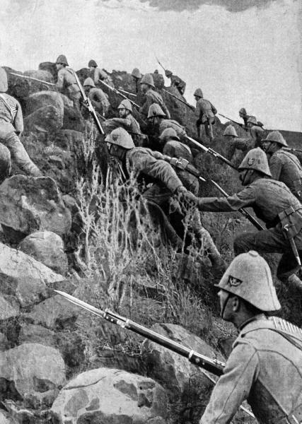 Boer War Photographs Canadi13