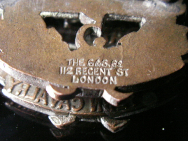 5th Infantry Bn. Western Canadian Cavalry Badge Pict0069