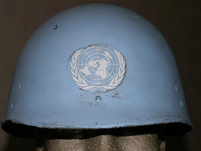 UN M1 Helmet Liner and Combat Jacket Pict0070