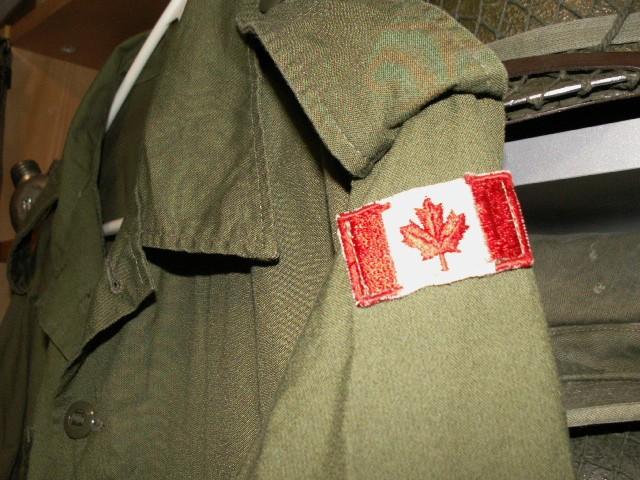 UN M1 Helmet Liner and Combat Jacket Pict0075