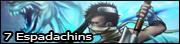 7 Espadachins