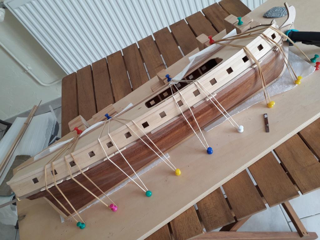 Construction LA FLORE au 1/84° de Constructo  - Page 9 20200420