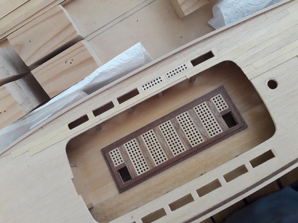 Construction LA FLORE au 1/84° de Constructo  - Page 9 20200510
