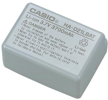 Casio Cassiopeia DT-5300 Battery HA-D21LBAT SL-IT600H Sl-it610