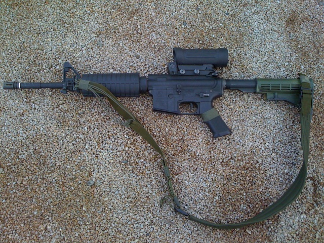 """M4A1 King Arms """"Ultra Grade"""" Img_0613"""