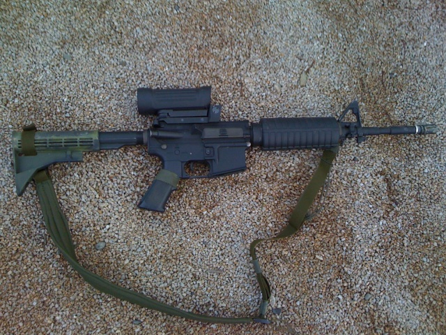 """M4A1 King Arms """"Ultra Grade"""" Img_0614"""
