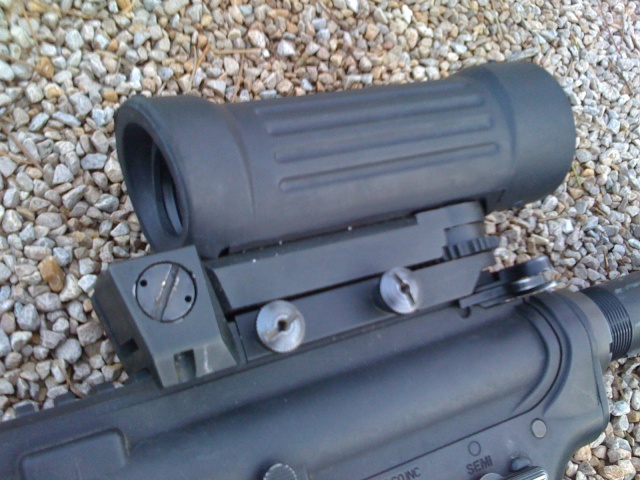 """M4A1 King Arms """"Ultra Grade"""" Img_0615"""