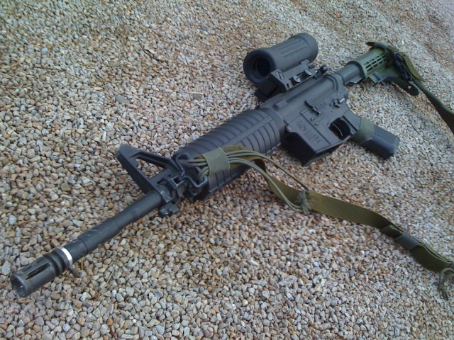 """M4A1 King Arms """"Ultra Grade"""" Img_0625"""