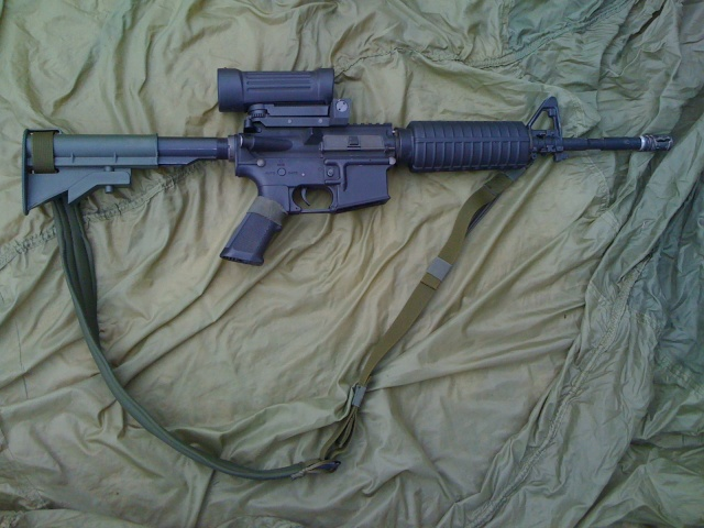 """M4A1 King Arms """"Ultra Grade"""" Img_0743"""