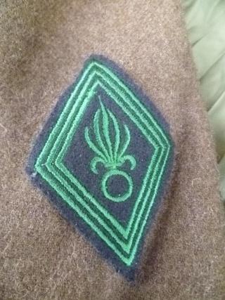 Légionnaire du 2ème REI en tenue de parade à Aïn-Sefra (14 juillet 1960) P1010716
