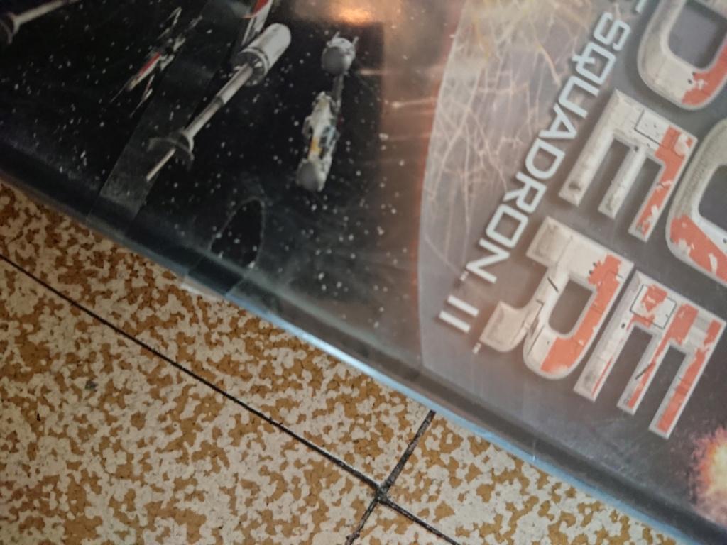 [ESTIM] Star wars rogue leader Gamecube . NEUF BLISTER UN PEU FATIGUE Dsc_5613