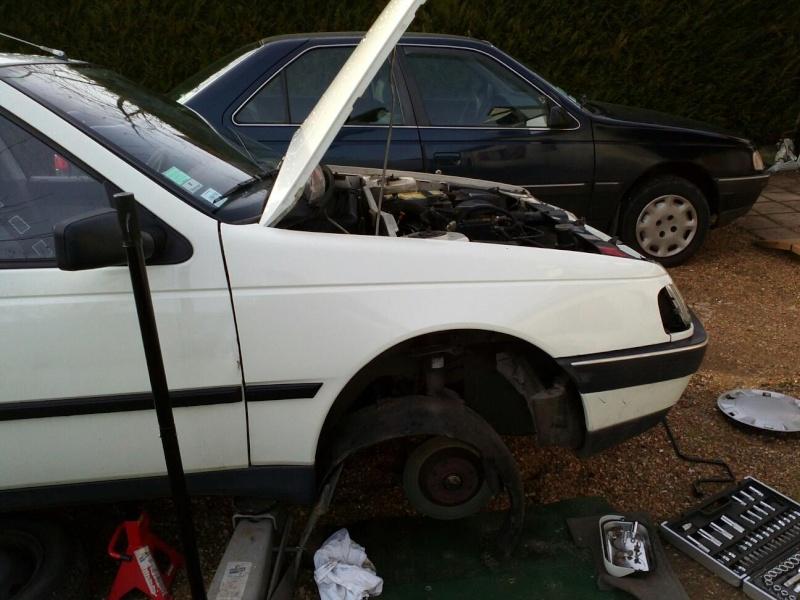 [GL + Husky-28] Peugeot 405 GL et Husky et autre discussion 81273810