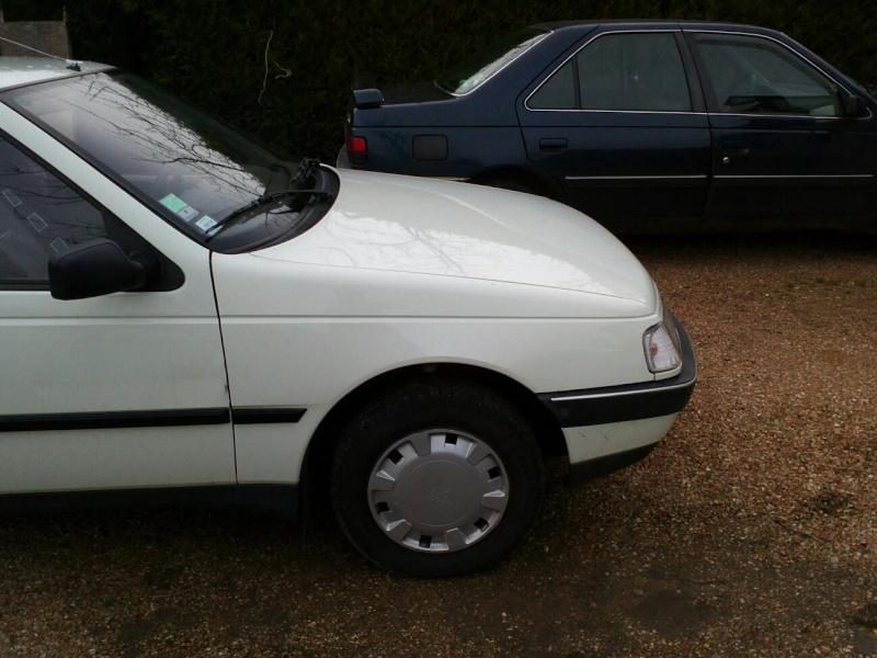 [GL + Husky-28] Peugeot 405 GL et Husky et autre discussion 84384610
