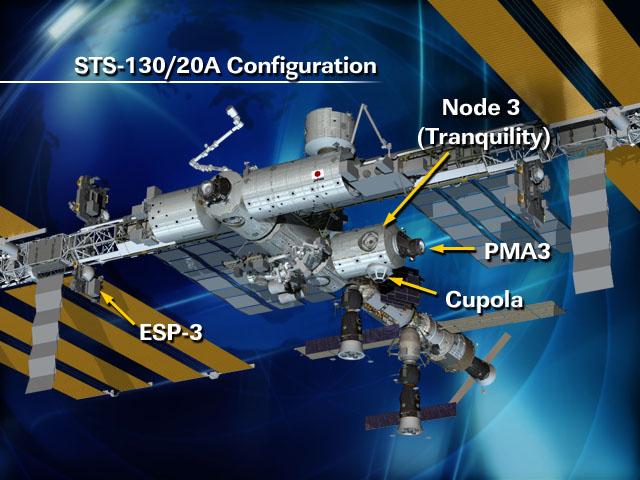 transfert - [ISS] Exp 22 : Transfert de PMA-3 41668210