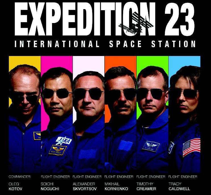 Expédition 23 Exp2310